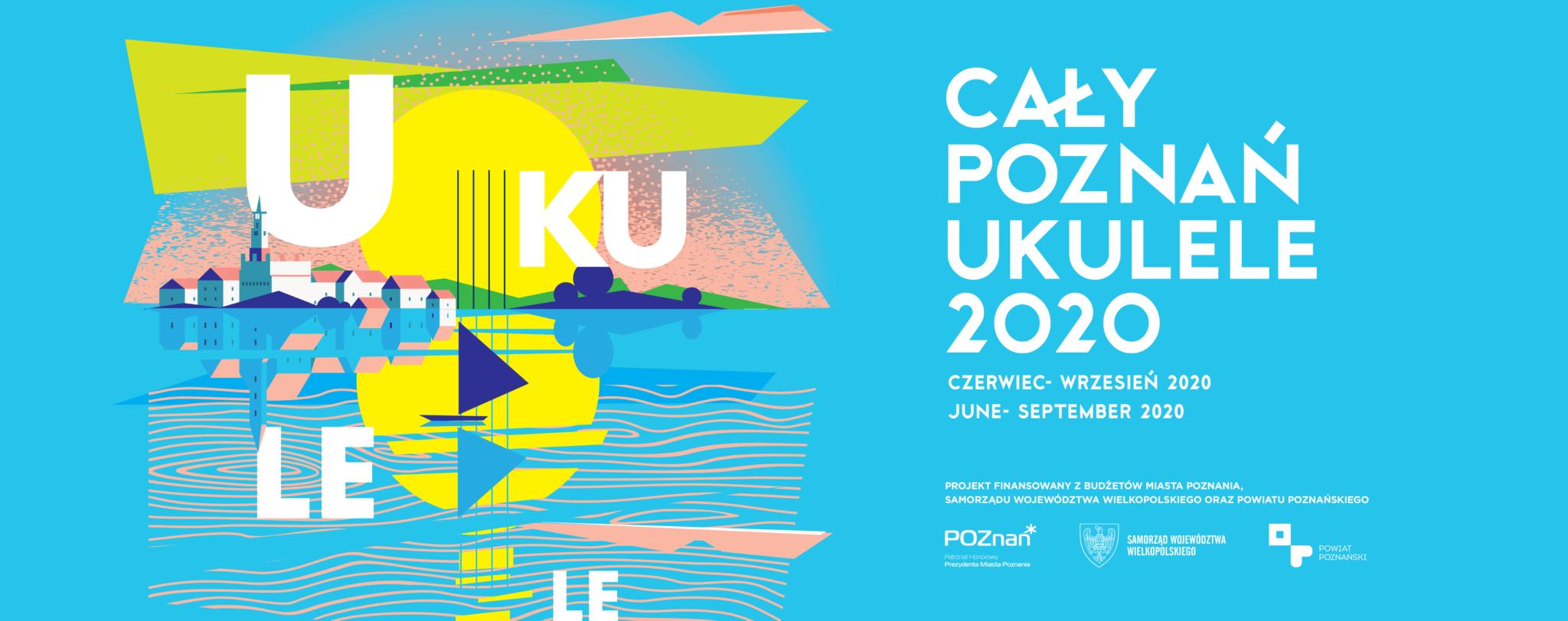 Cały Poznań Ukulele 2020!